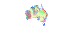 The Surface Geology web map service provides two seamless national coverages of Australian bedrock and surficial geology, compiled at 1:1 million scale (displays only at scales less than 1:1500000), and 1:2.5 million scale (displays only at scales greater than 1:1500000). It also contains 1:5 million scale geological regions and metamorphic geology.  The service represents outcropping or near-outcropping bedrock units, and unconsolidated or poorl...