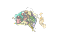 The Australian Geological Provinces web map service contains descriptions of the fundamental geological elements of the Australian continent and offshore surrounds. Province types include sedimentary basins, tectonic provinces such as cratons and orogens, igneous provinces, and metallogenic provinces. Spatial data has been captured largely at approximately 1:1M scale for intended use between 1:2M and 1:5M scale. The full 2D spatial extent (i.e. i...